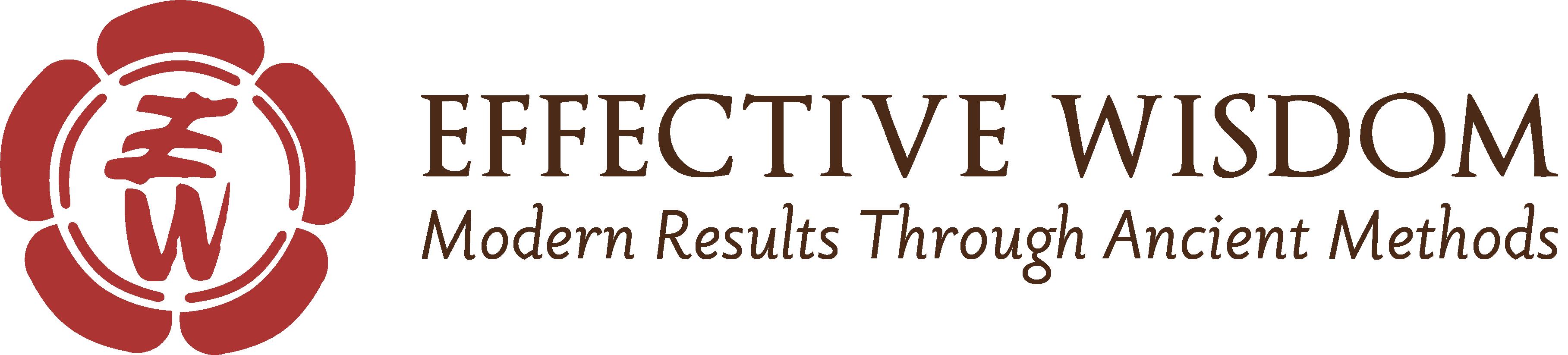 Effective Wisdom Logo