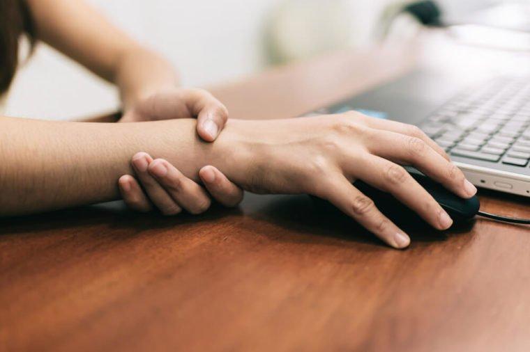 Case Study: Wrist Pain